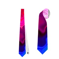 Psychedelic Storm Neckties (two Side)  by KirstenStar
