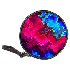 Psychedelic Storm Classic 20-CD Wallets by KirstenStar