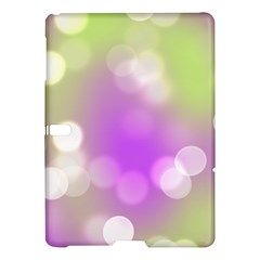 Modern Bokeh 7 Samsung Galaxy Tab S (10.5 ) Hardshell Case  by ImpressiveMoments