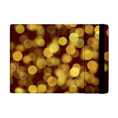 Modern Bokeh 9 Apple Ipad Mini Flip Case by ImpressiveMoments