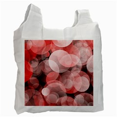 Modern Bokeh 10 Recycle Bag (One Side) by ImpressiveMoments