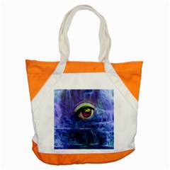 Waterfall Tears Accent Tote Bag  by icarusismartdesigns
