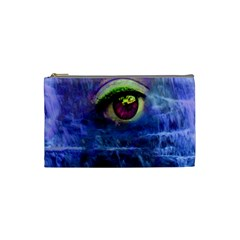 Waterfall Tears Cosmetic Bag (small)  by icarusismartdesigns