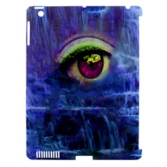 Waterfall Tears Apple Ipad 3/4 Hardshell Case (compatible With Smart Cover) by icarusismartdesigns