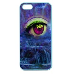 Waterfall Tears Apple Seamless Iphone 5 Case (color) by icarusismartdesigns