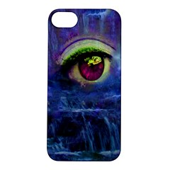 Waterfall Tears Apple Iphone 5s Hardshell Case by icarusismartdesigns