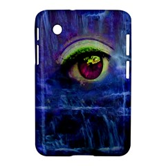 Waterfall Tears Samsung Galaxy Tab 2 (7 ) P3100 Hardshell Case  by icarusismartdesigns