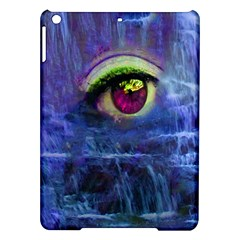 Waterfall Tears Ipad Air Hardshell Cases by icarusismartdesigns