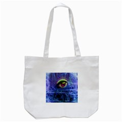 Waterfall Tears Tote Bag (white)  by icarusismartdesigns