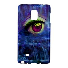 Waterfall Tears Galaxy Note Edge by icarusismartdesigns