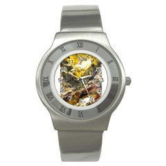 Surreal Stainless Steel Watches by timelessartoncanvas