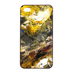 Surreal Apple Iphone 4/4s Seamless Case (black) by timelessartoncanvas