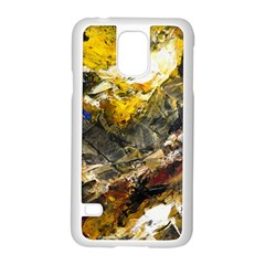 Surreal Samsung Galaxy S5 Case (white) by timelessartoncanvas