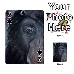Humans Playing Cards 54 Designs  by timelessartoncanvas
