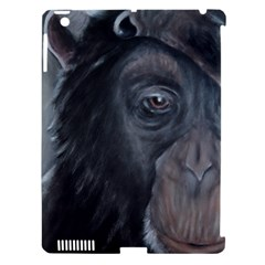 Humans Apple iPad 3/4 Hardshell Case (Compatible with Smart Cover) by timelessartoncanvas