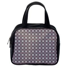 Cute Pretty Elegant Pattern Classic Handbags (One Side) by creativemom