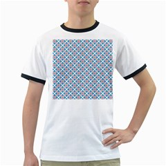 Cute Pretty Elegant Pattern Ringer T Shirts