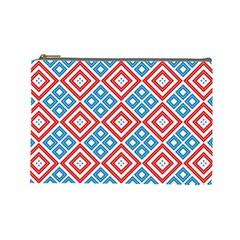Cute Pretty Elegant Pattern Cosmetic Bag (large)  by creativemom