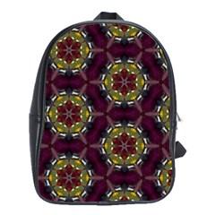 Cute Pretty Elegant Pattern School Bags(large)  by creativemom