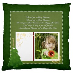 Xmas By Mac Book   Standard Flano Cushion Case (two Sides)   Jzgci9eplxiq   Www Artscow Com Front