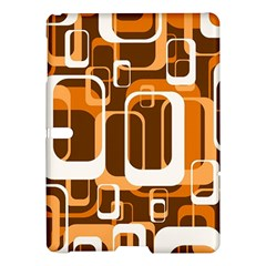 Retro Pattern 1971 Orange Samsung Galaxy Tab S (10 5 ) Hardshell Case  by ImpressiveMoments