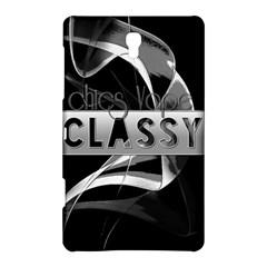 Classy Chics Vape Black Samsung Galaxy Tab S (8 4 ) Hardshell Case  by OCDesignss