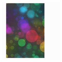 Modern Bokeh 15 Large Garden Flag (two Sides) by ImpressiveMoments