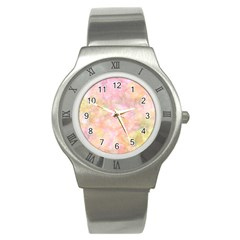 Softly Lights, Bokeh Stainless Steel Watches by ImpressiveMoments