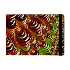 Special Fractal 31 Green,brown Ipad Mini 2 Flip Cases by ImpressiveMoments
