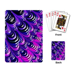 Special Fractal 31pink,purple Playing Card by ImpressiveMoments