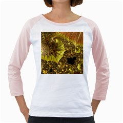 Special Fractal 35cp Girly Raglans