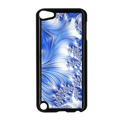 Special Fractal 17 Blue Apple iPod Touch 5 Case (Black) by ImpressiveMoments