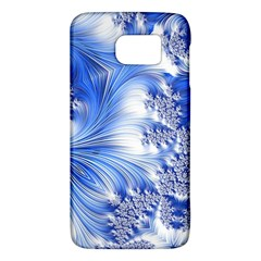 Special Fractal 17 Blue Galaxy S6 by ImpressiveMoments