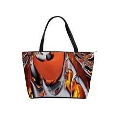 Special Fractal 24 Terra Shoulder Handbags by ImpressiveMoments