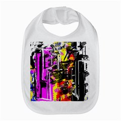 Abstract City View Bib by theunrulyartist