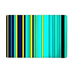 Hot Stripes Aqua Ipad Mini 2 Flip Cases by ImpressiveMoments