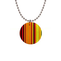 Hot Stripes Fire Button Necklaces by ImpressiveMoments