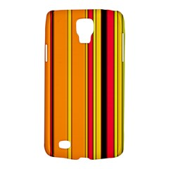 Hot Stripes Fire Galaxy S4 Active by ImpressiveMoments