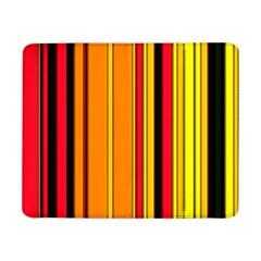 Hot Stripes Fire Samsung Galaxy Tab Pro 8.4  Flip Case by ImpressiveMoments