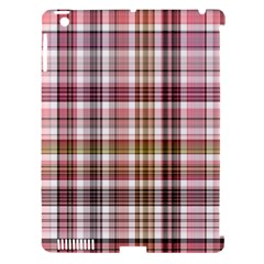 Plaid, Candy Apple Ipad 3/4 Hardshell Case (compatible With Smart Cover) by ImpressiveMoments