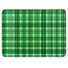 Plaid Forest Samsung Galaxy Tab 7  P1000 Flip Case by ImpressiveMoments