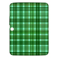 Plaid Forest Samsung Galaxy Tab 3 (10.1 ) P5200 Hardshell Case  by ImpressiveMoments