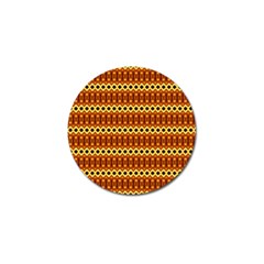 Cute Seamless Tile Pattern Gifts Golf Ball Marker by creativemom
