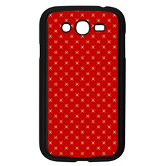 Cute Seamless Tile Pattern Gifts Samsung Galaxy Grand Duos I9082 Case (black) by creativemom