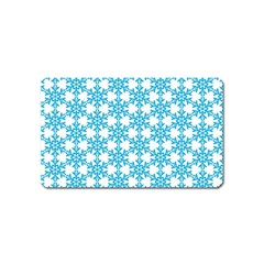 Cute Seamless Tile Pattern Gifts Magnet (name Card) by creativemom