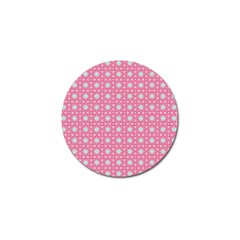 Cute Seamless Tile Pattern Gifts Golf Ball Marker (4 Pack) by creativemom