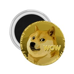 Dogecoin 2 25  Magnets by dogestore