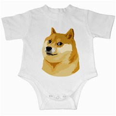 Dogecoin Infant Creepers by dogestore