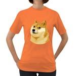 Dogecoin Women s Dark T-Shirt