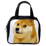 Dogecoin Classic Handbags (One Side)
